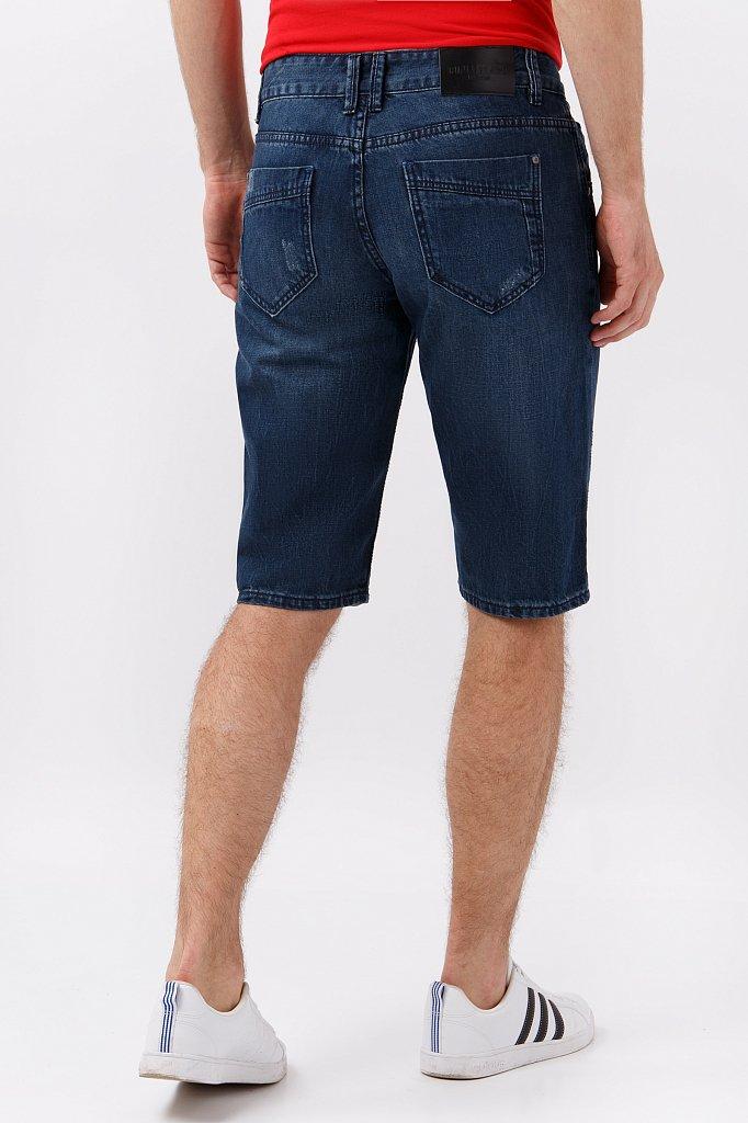 Шорты джинсовые мужские, Модель S19-25001, Фото №4