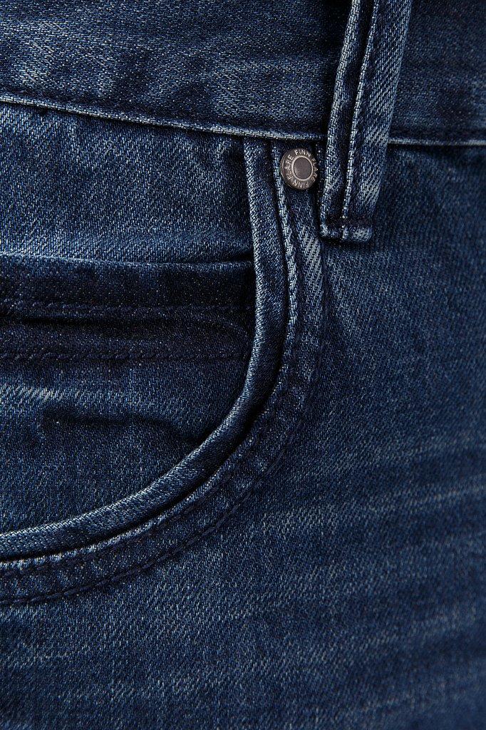 Шорты джинсовые мужские, Модель S19-25001, Фото №5