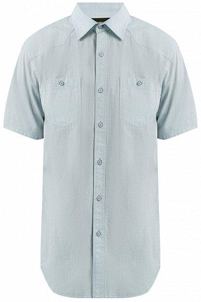 Рубашка мужская, Модель S19-21011, Фото №6