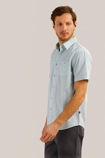 Рубашка мужская, Модель S19-21011, Фото №3