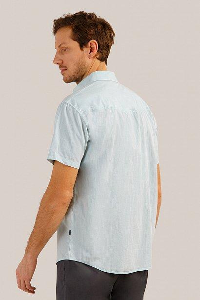 Рубашка мужская, Модель S19-21011, Фото №4