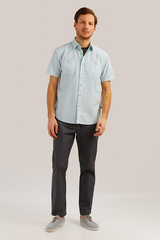Рубашка мужская, Модель S19-21011, Фото №2
