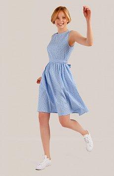 Платье женское, Модель S19-32009, Фото №2