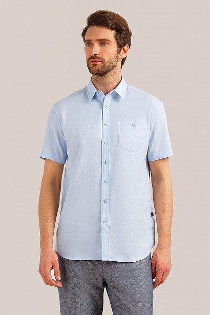 Рубашка мужская, Модель S19-21015, Фото №1