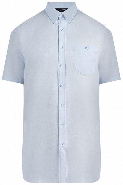 Рубашка мужская, Модель S19-21015, Фото №6