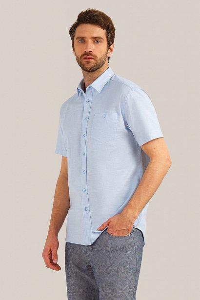 Рубашка мужская, Модель S19-21015, Фото №3
