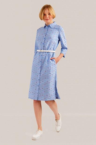 Платье женское, Модель S19-32004, Фото №3