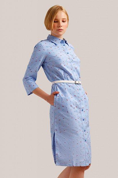 Платье женское, Модель S19-32004, Фото №4