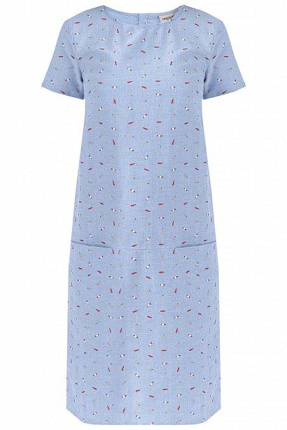 Платье женское, Модель S19-32006, Фото №6
