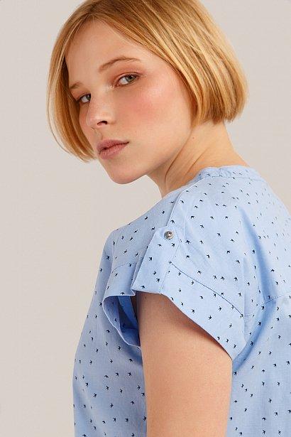 Блузка женская, Модель S19-32007, Фото №5