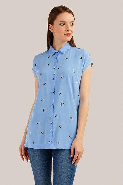 Блузка женская, Модель S19-32081, Фото №1