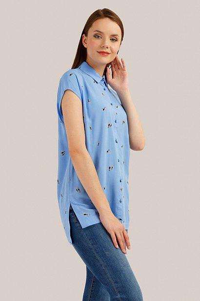 Блузка женская, Модель S19-32081, Фото №3