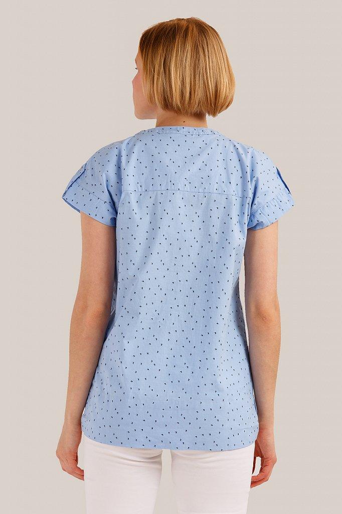 Блузка женская, Модель S19-32007, Фото №4