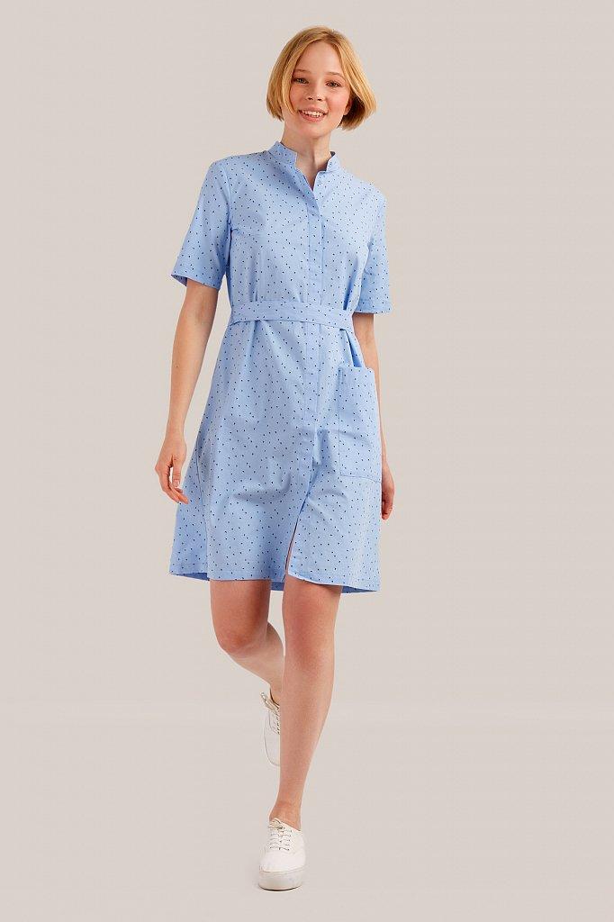 Платье женское, Модель S19-32008, Фото №2