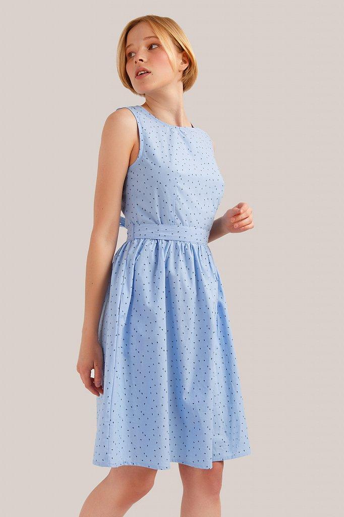 Платье женское, Модель S19-32009, Фото №3