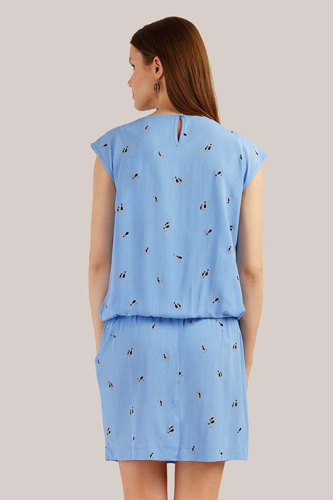 Платье женское, Модель S19-32080, Фото №4