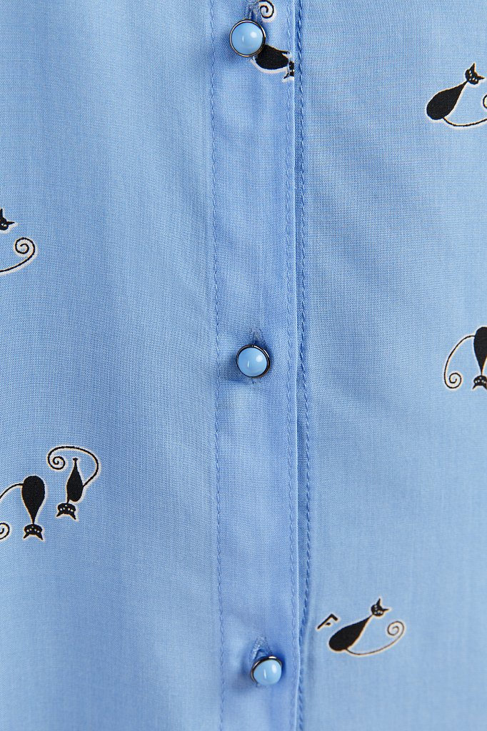Блузка женская, Модель S19-32081, Фото №5