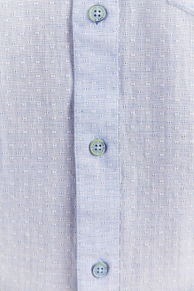 Рубашка мужская, Модель S19-42009, Фото №5