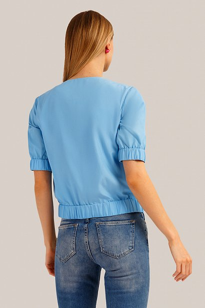 Куртка женская, Модель S19-32044, Фото №4
