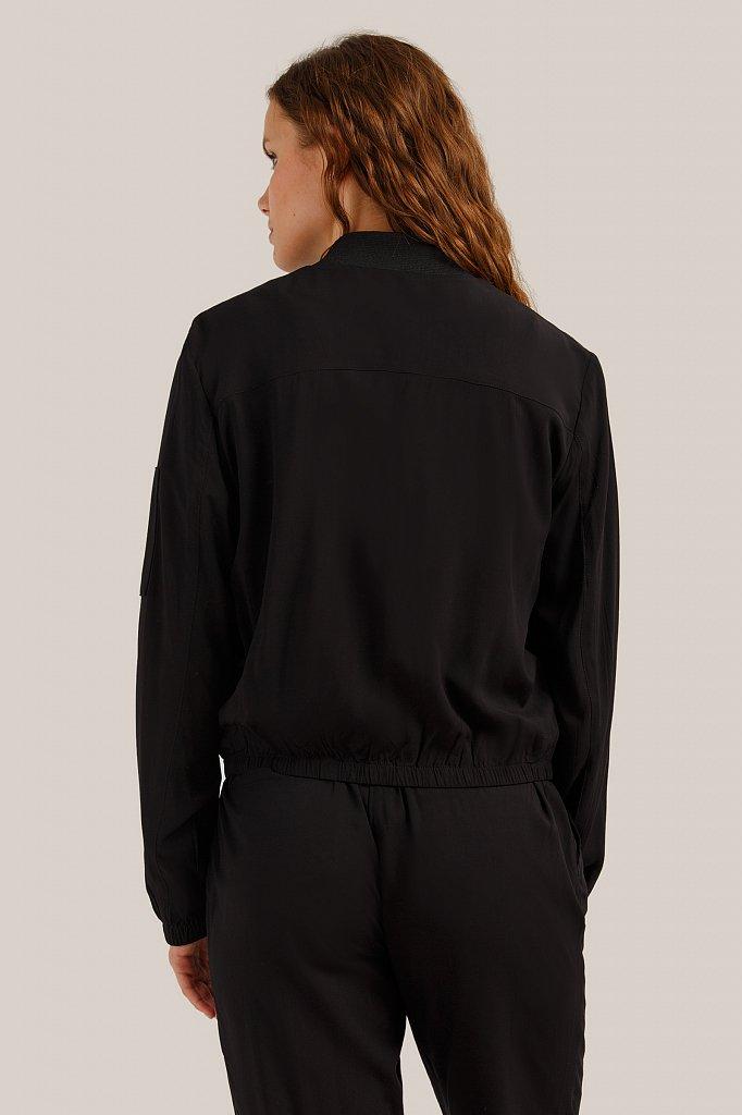 Куртка женская, Модель S19-32067, Фото №4