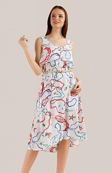 Платье женское, Модель S19-14033, Фото №1
