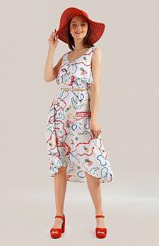 Платье женское, Модель S19-14033, Фото №2