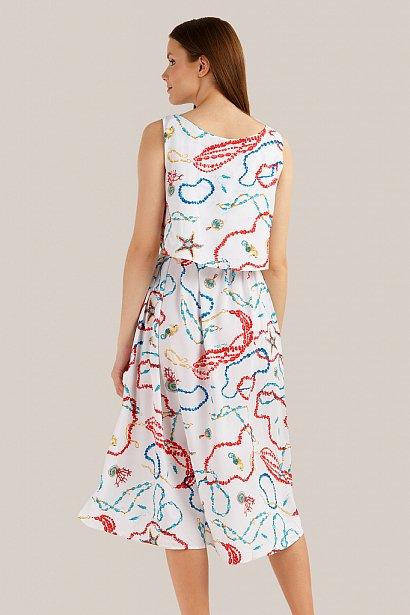 Платье женское, Модель S19-14033, Фото №4