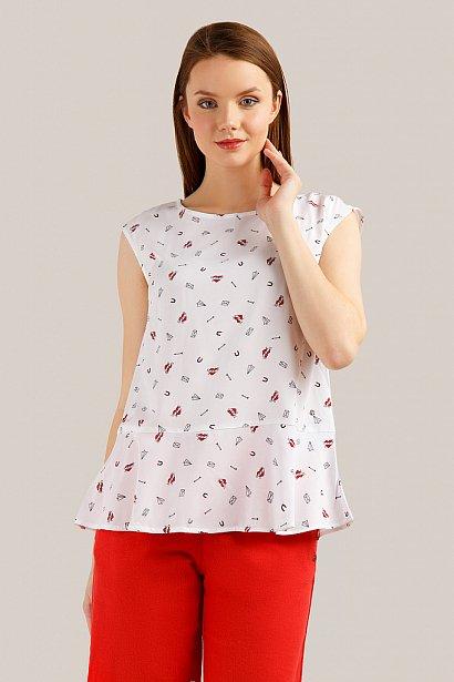 Блузка женская, Модель S19-32041, Фото №1