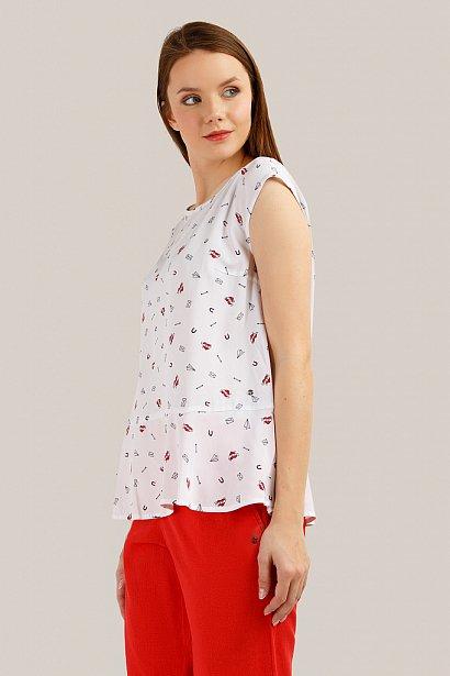 Блузка женская, Модель S19-32041, Фото №3