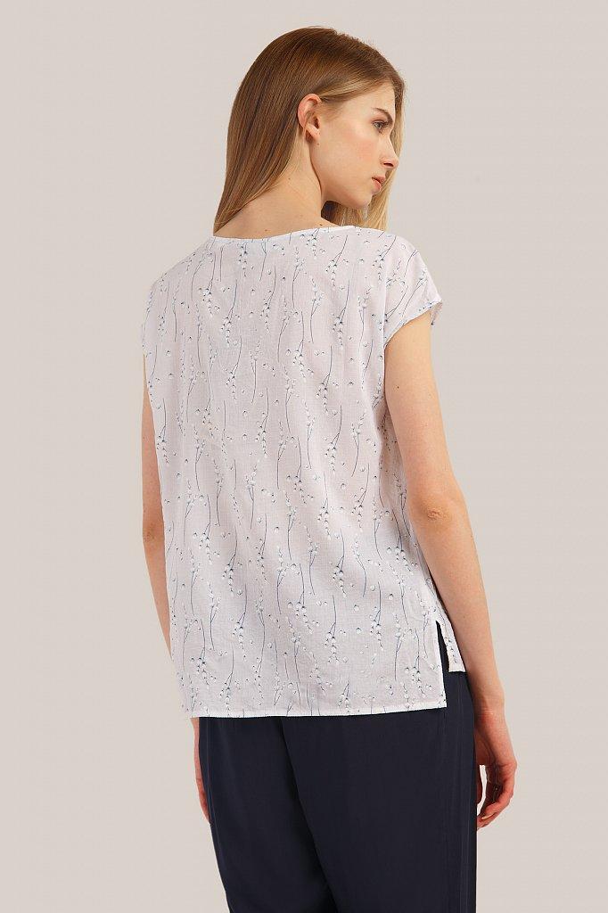 Блузка женская, Модель S19-11074, Фото №4