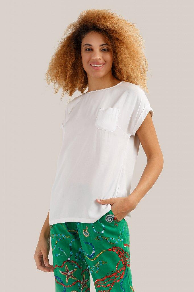 Блузка женская, Модель S19-14009, Фото №1