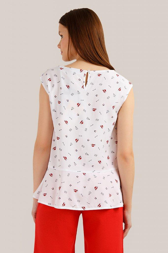 Блузка женская, Модель S19-32041, Фото №4