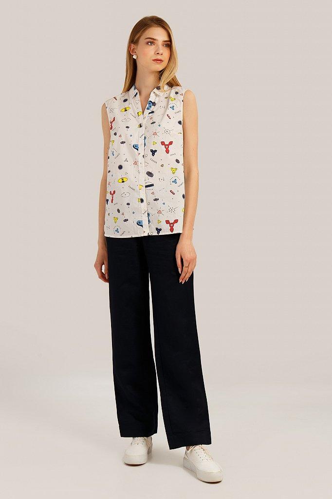 Блузка женская, Модель S19-32062, Фото №2