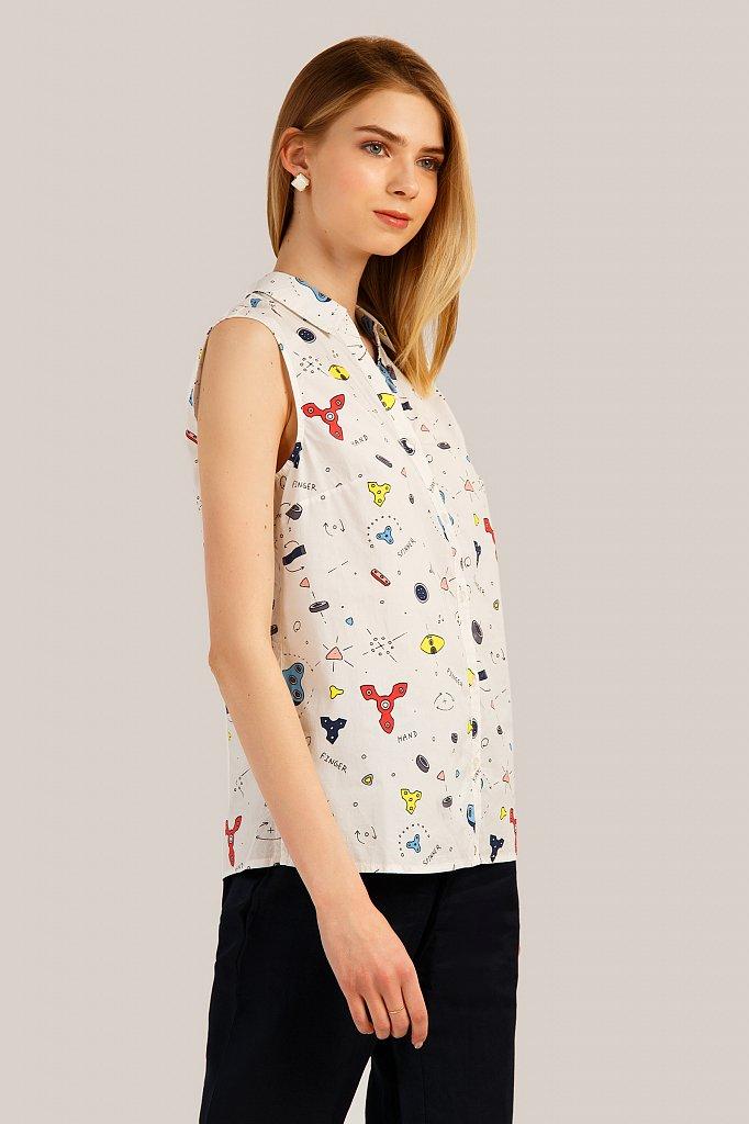 Блузка женская, Модель S19-32062, Фото №3