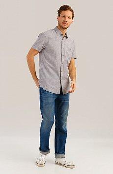 Рубашка мужская, Модель S19-21010, Фото №2