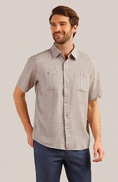 Рубашка мужская, Модель S19-21037, Фото №1