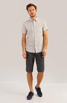 Рубашка мужская, Модель S19-42009, Фото №2