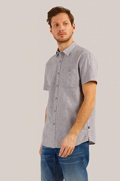 Рубашка мужская, Модель S19-21010, Фото №3