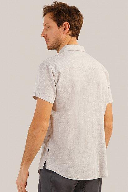 Рубашка мужская, Модель S19-42009, Фото №4