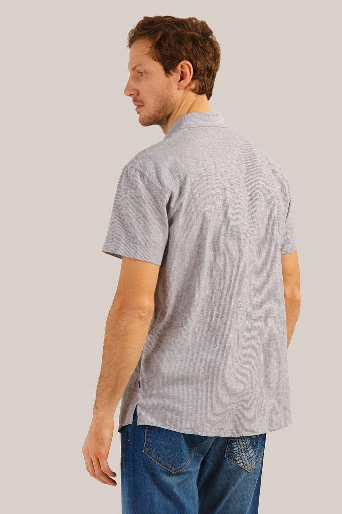 Рубашка мужская, Модель S19-21010, Фото №4