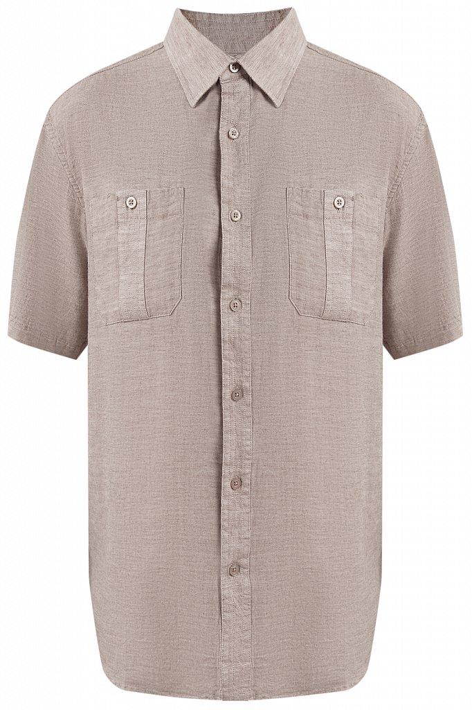 Рубашка мужская, Модель S19-21037, Фото №6