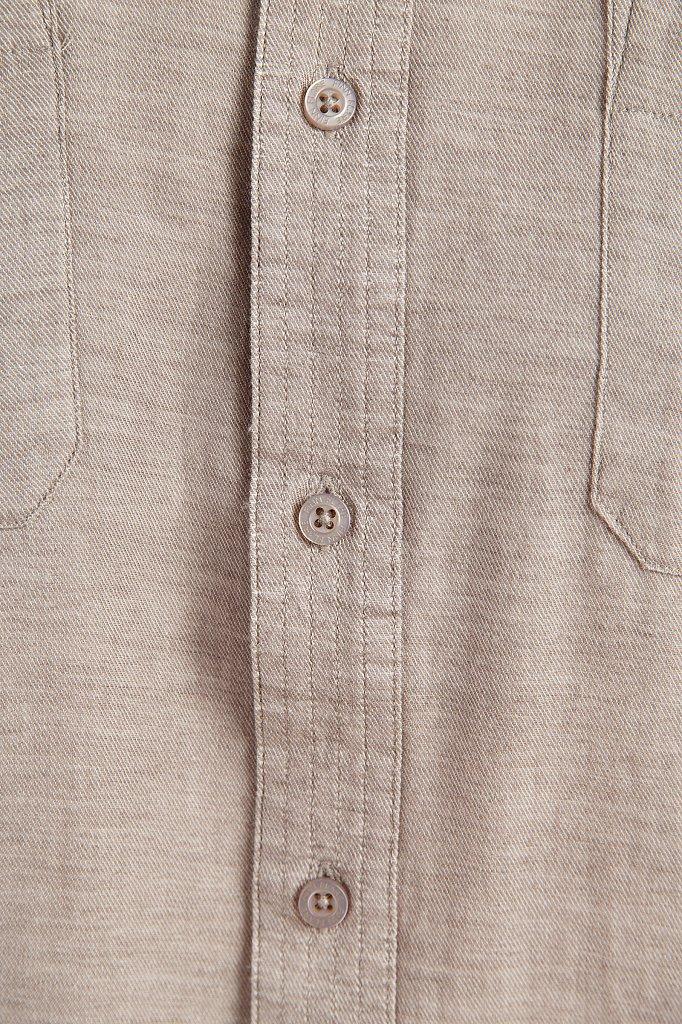 Рубашка мужская, Модель S19-21037, Фото №5