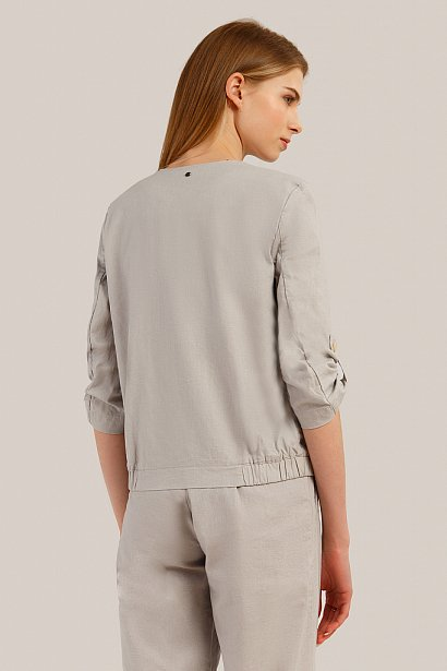 Куртка женская, Модель S19-14074, Фото №4