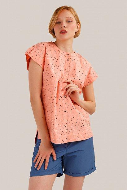 Блузка женская, Модель S19-32007, Фото №1