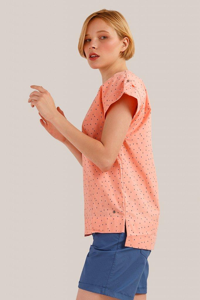 Блузка женская, Модель S19-32007, Фото №3