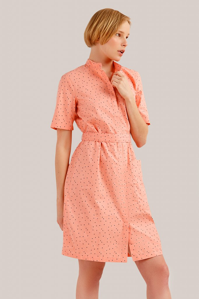 Платье женское, Модель S19-32008, Фото №3