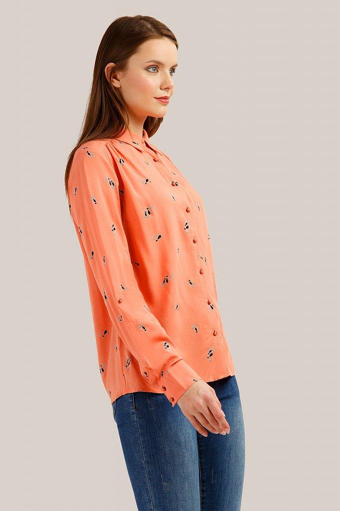 Блузка женская, Модель S19-32082, Фото №3