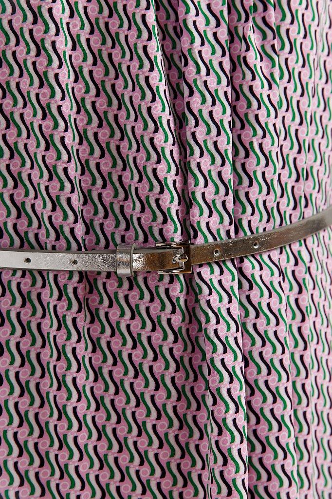 Платье женское, Модель S19-110125, Фото №4