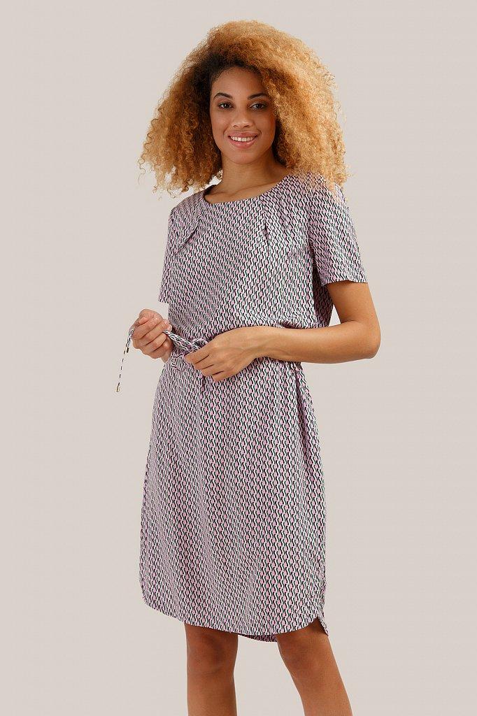 Платье женское, Модель S19-110126, Фото №3