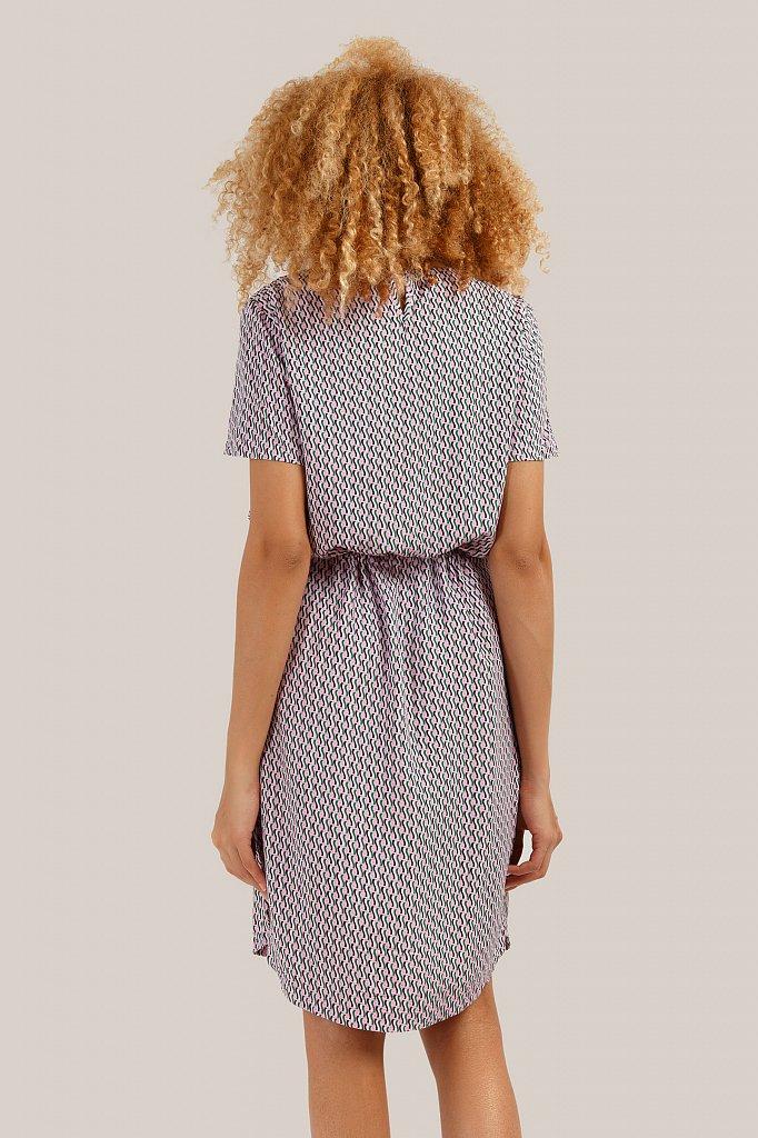 Платье женское, Модель S19-110126, Фото №4